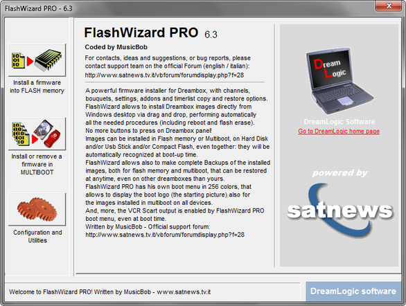 flashwizard 6.3